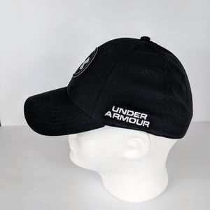 Under Armour Accessories - 🌻 Under Armour Golf Black Fitted Hat Cap